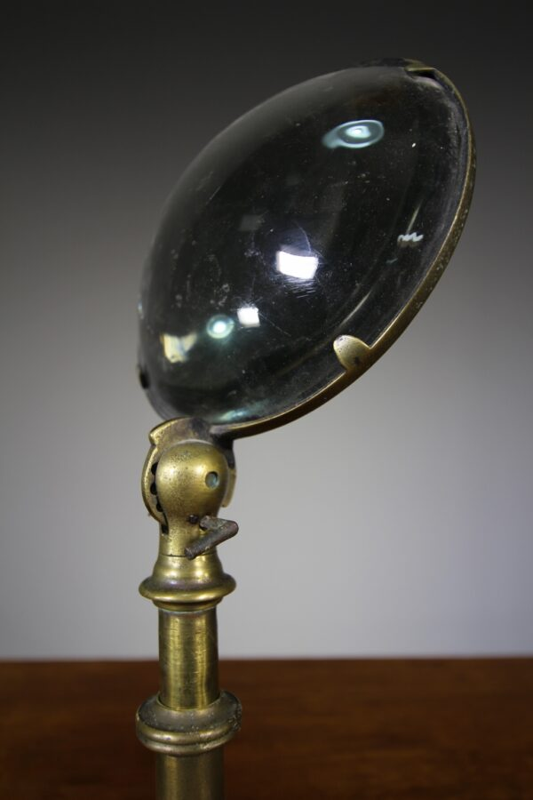 Quality English 19th Century Antique Magnifying Glass | Miles Griffiths Antiques