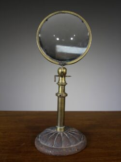 Quality English 19th Century Antique Magnifying Glass