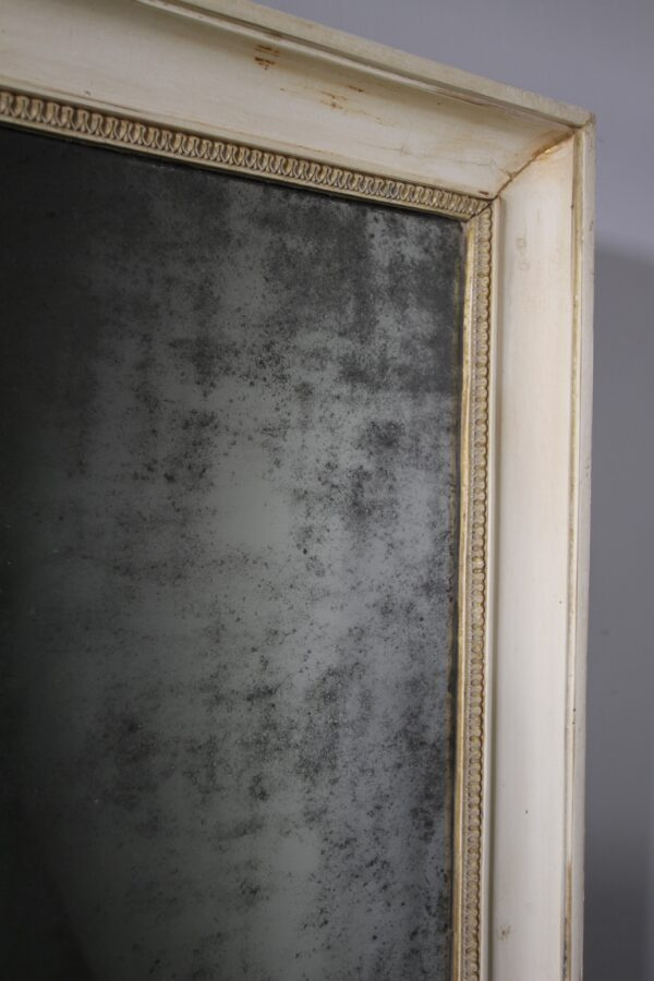 Lovely Georgian Antique Gesso Wall Mirror   Miles Griffiths Antiques