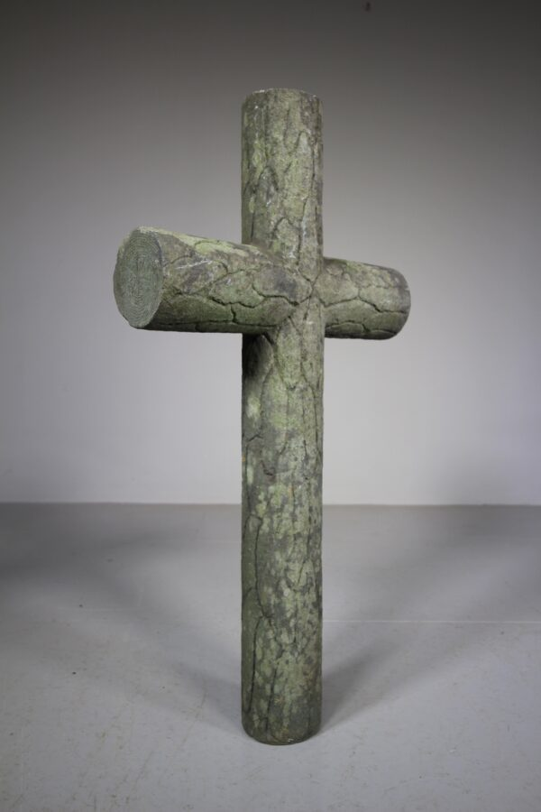 19th Century English Antique Honister Slate Cross   Miles Griffiths Antiques