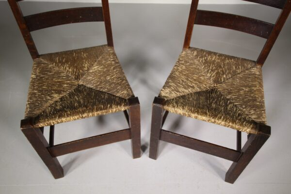 Pair of Iconic Heals Letchworth Antique Chairs | Miles Griffiths Antiques