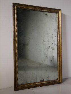 Beautiful Georgian Antique Gilt Wall Mirror