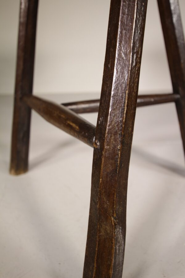Fabulous Welsh 18th Century Antique Dairy Table   Miles Griffiths Antiques