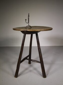 Fabulous Welsh 18th Century Antique Dairy Table