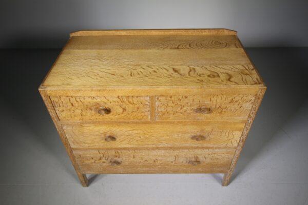 Superb Heals Antique Oak Chest of Drawers | Miles Griffiths Antiques