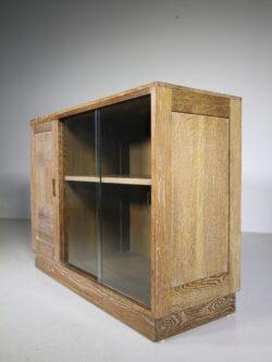 1940's Oak Cabinet by Good Furniture Units