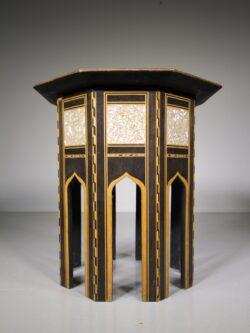 Large 19th Century Antique Moorish Table