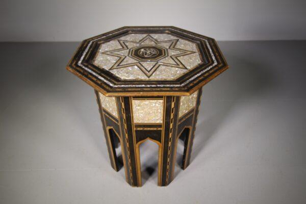 Large 19th Century Antique Moorish Table | Miles Griffiths Antiques