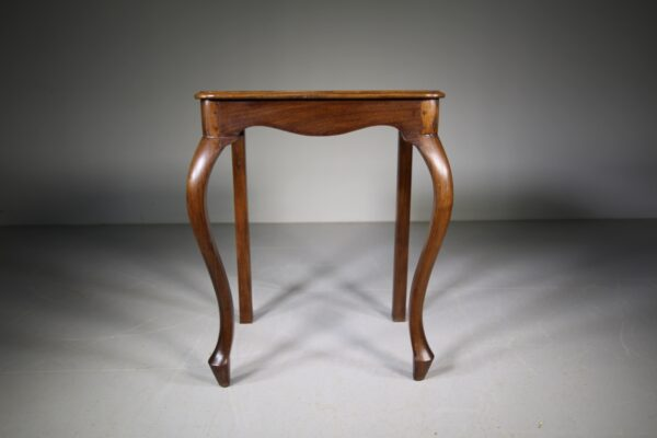 English Unusual 19th Century Antique Console Table   Miles Griffiths Antiques