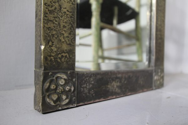 English Edwardian Antique Tall Mirror | Miles Griffiths Antiques
