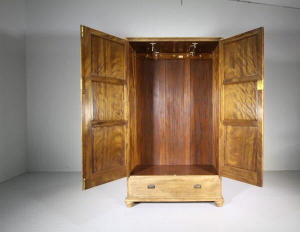 Rare Heals of London Antique Wardrobe   Miles Griffiths Antiques