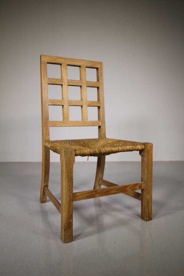 Rare Heals Antique Oak Child's Chair in Oak   Miles Griffiths Antiques