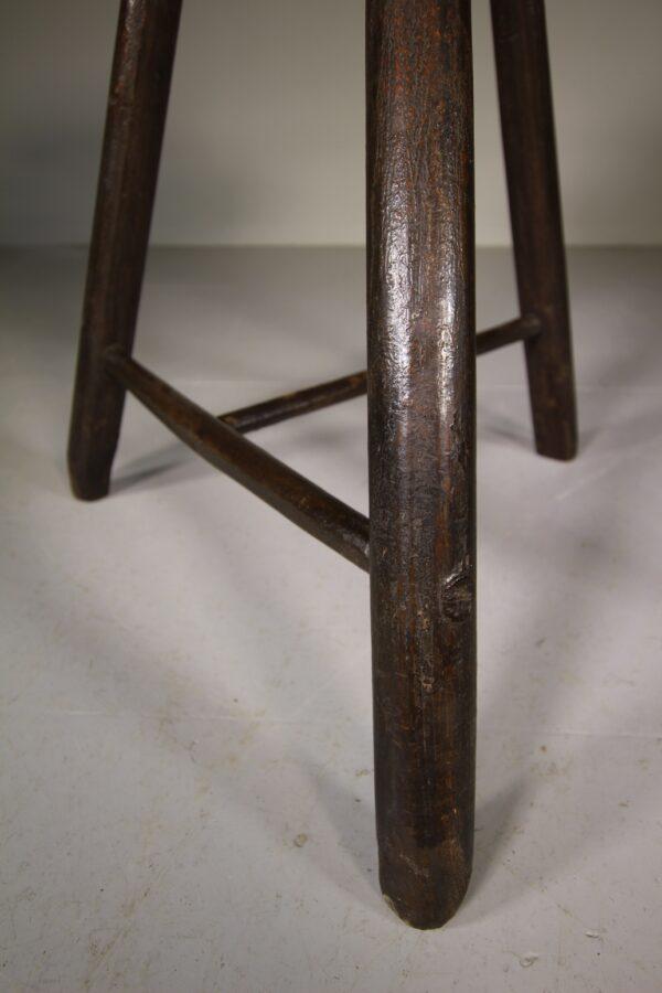 Welsh 18th Century Primitive Antique Dairy Table   Miles Griffiths Antiques