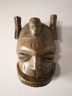 African Antique Tribal Mask