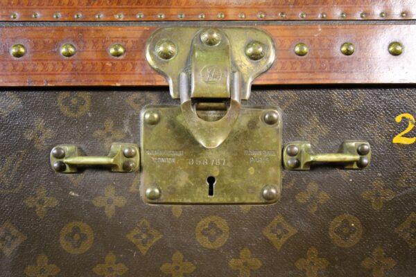 Original Louis Vuitton Antique Suitcase | Miles Griffiths Antiques