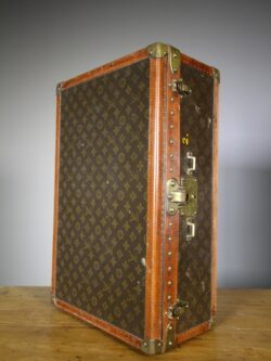 Original Louis Vuitton Antique Suitcase