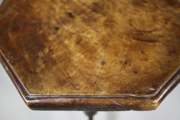 Early 19th Century Welsh Antique Oak Tripod Table | Miles Griffiths Antiques