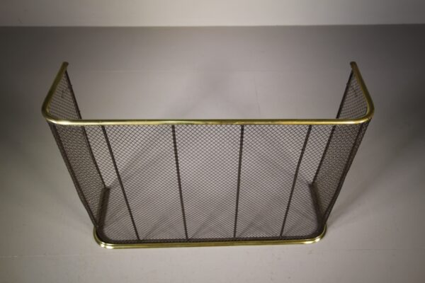 English 19th Century Quality Antique Fire Guard   Miles Griffiths Antiques