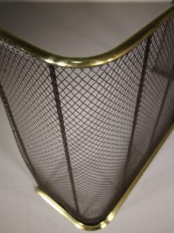 English 19th Century Quality Antique Fire Guard